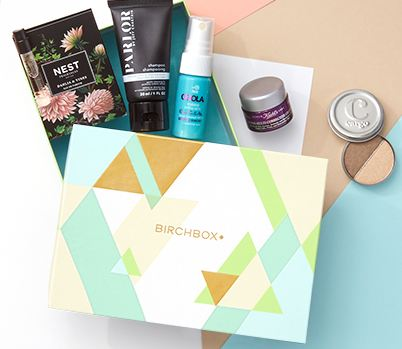 Birchbox is my treat to myself. savingsinseconds.com ENTER TO WIN