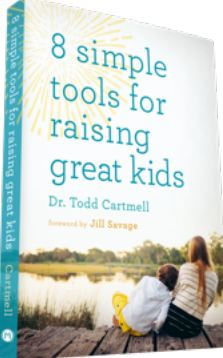 8 Simple Tools for Raising Great Kids book review - savingsinseconds.com