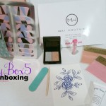 MAKEup looks for spring – new brands and boxes! #MAKEyourself #BeautyBox5