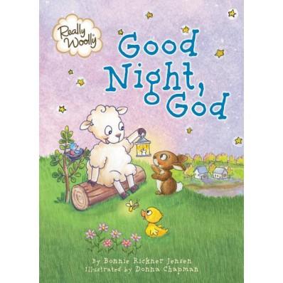 Good Night God #giveaway