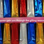 It's gifting season. What's in your gift bags? #GrouponCoupons #ad