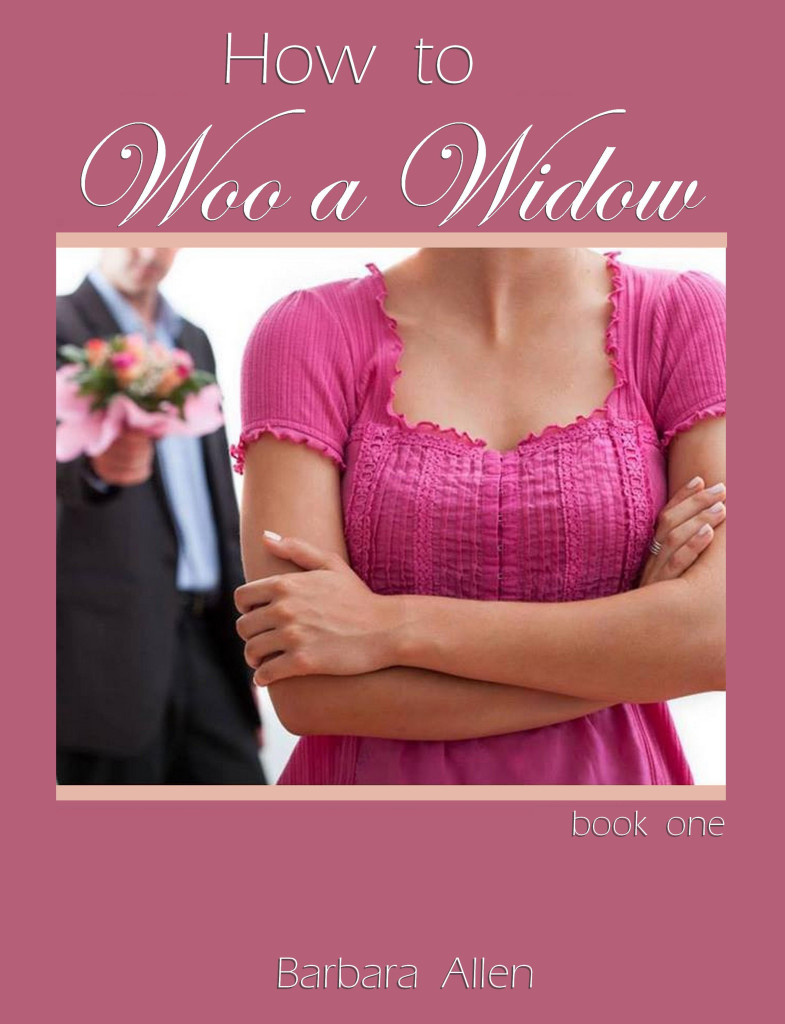 How to Woo a Widow book tour - savingsinseconds.com