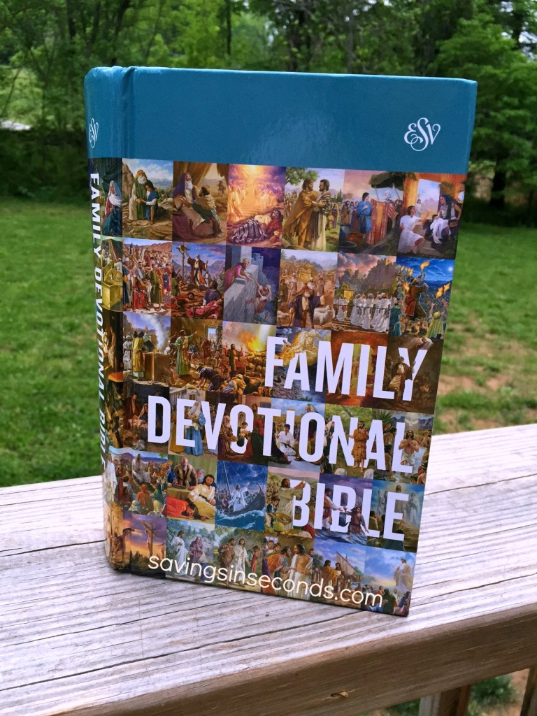 #ESVFamilyDevotionalBible #flyby #giveaway
