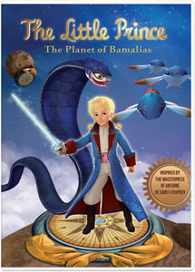 The Little Prince Planet of Bamalias