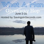 What A Man Giveaway Hop Sign Ups – June 2-16