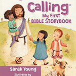 Jesus Calling My First Bible Storybook review