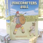 Minecrafters Bible with unofficial content for gamers and fans