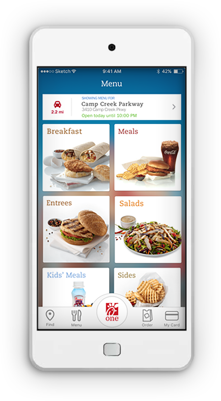 3 reasons you should download the Chick-Fil-A One app