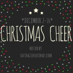 Christmas Cheer Giveaway Hop signups open — #Bloggers join us!