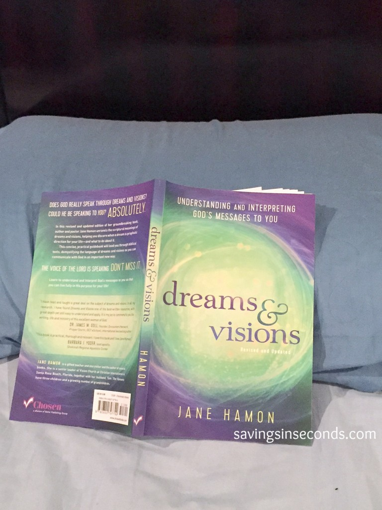 Dreams and Visions book review - savingsinseconds.com