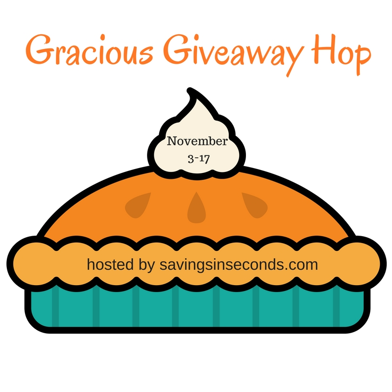 #GraciousHop #Giveaway event just scheduled - sign up  #Bloggers at savingsinseconds.com