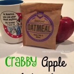 Crabby Apple Oatmeal in a Maxine mug can Bake Me Happy #LoveHallmark