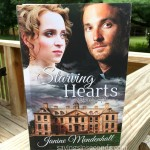 Starving Hearts by Janine Mendenhall book review #LitfuseReads