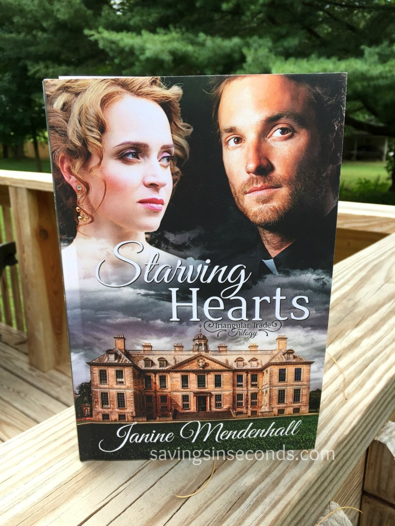 Starving Hearts by Janine Mendenhall book review