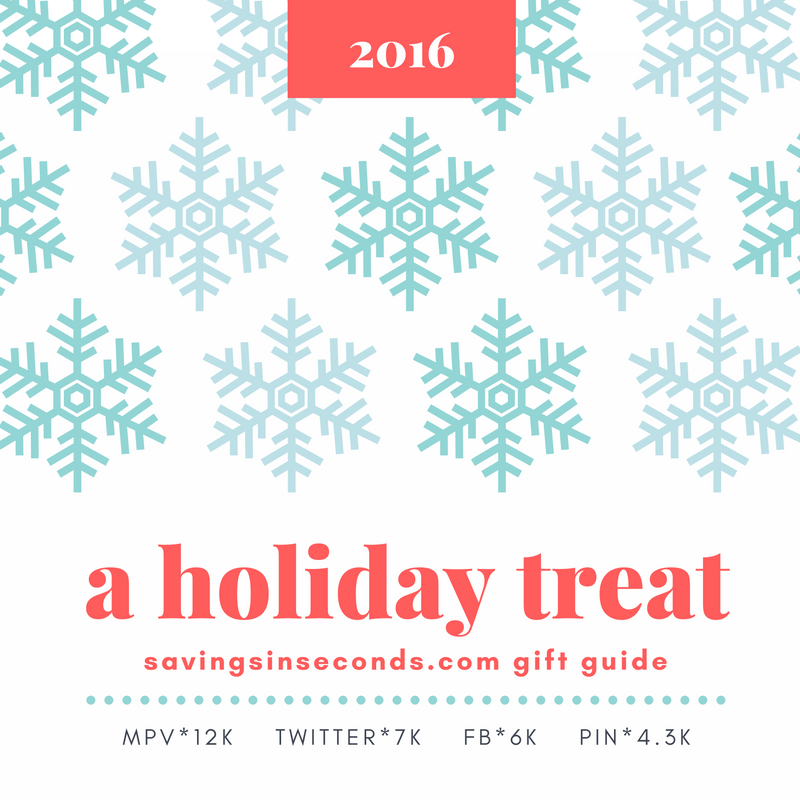 2016 Holiday Gift Guide - savingsinseconds.com
