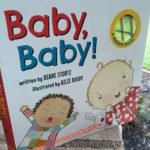 #BabyBaby board book for your BABY #FlyBy