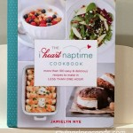 I Heart Naptime Cookbook by Jamielyn Nye #naptimecookbook