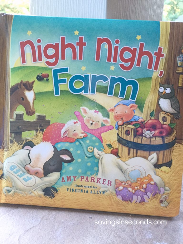 Night Night Farm #giveaway - enter at savingsinseconds.com