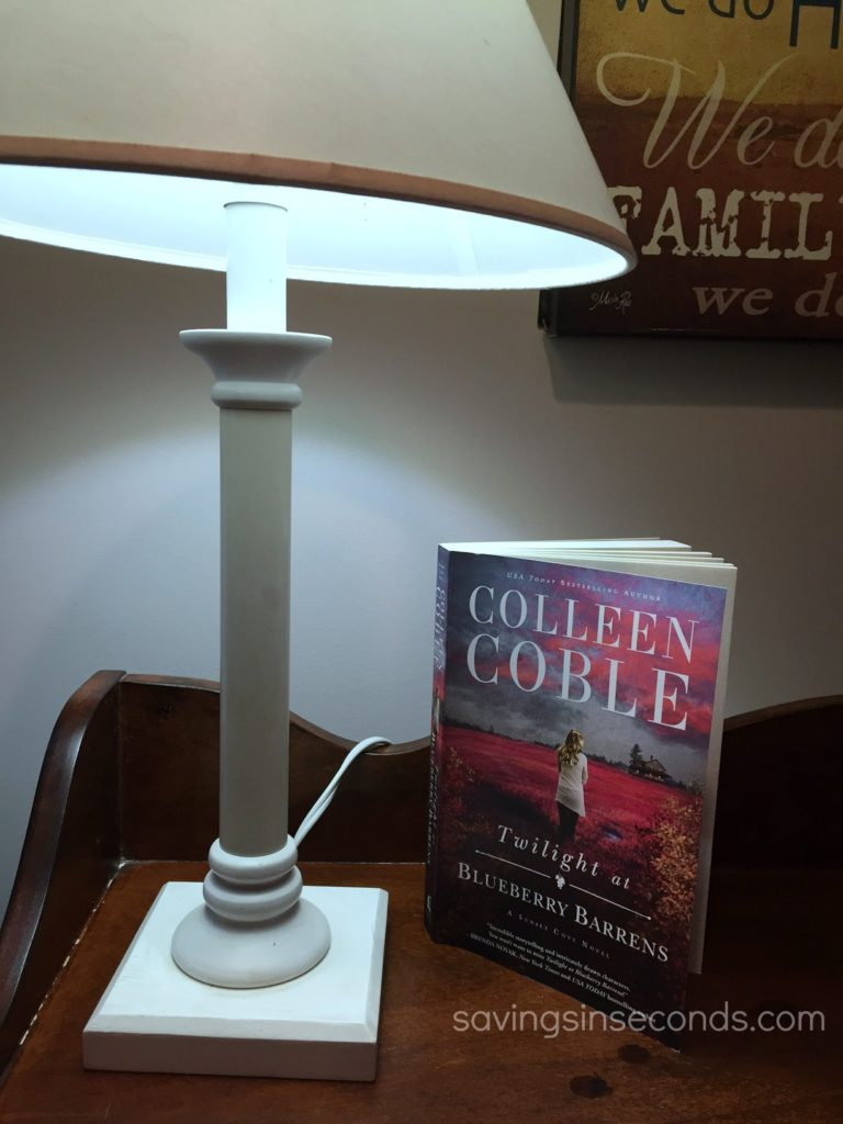 Twilight at Blueberry Barrens by Colleen Coble