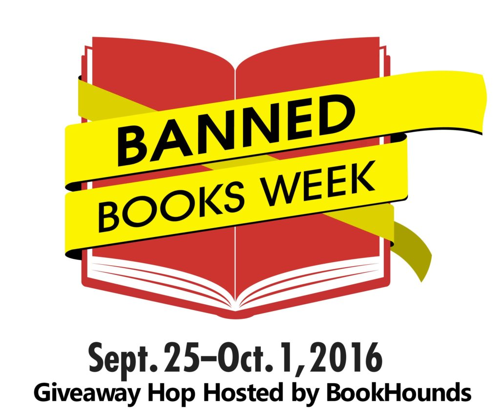 #bannedbookweek #giveaway - enter at savingsinseconds.com
