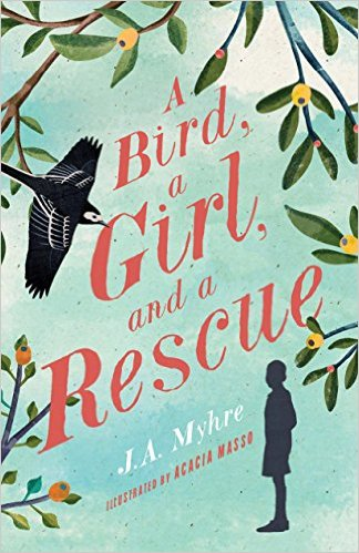 A Girl, a Bird, and a Rescue book review #giveaway - enter at savingsinseconds.com