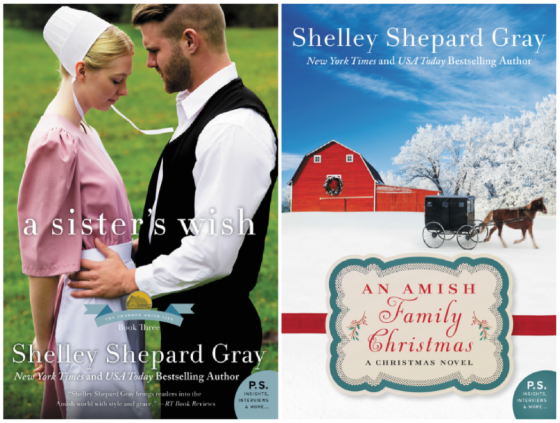 An Amish Family Christmas by Shelley Shepard Gray #review savingsinseconds.com