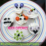 Watch Cupcakes Mutate Into Alien Cupcakes! Spooky Celebration by Frey