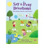Say & Pray Devotions review #SayandPray #FlyBy