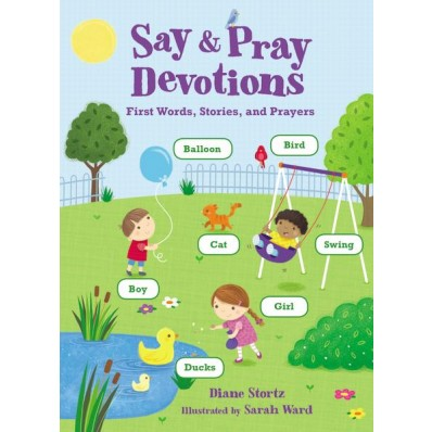 Say & Pray Devotions #giveaway #SayandPray #FlyBy - enter at savingsinseconds.com
