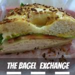 The Bagel Exchange is a delight!  Kingsport, TN
