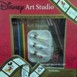 The Disney Art Studio kit can make the holidays bright