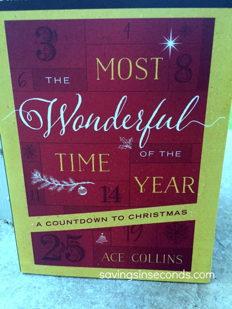 The Most Wonderful Time of the Year by @AceCollins book review - savingsinseconds.com