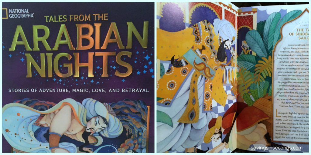 Tales from the Arabian Nights #giveaway