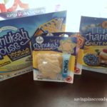 DIY Chanukah dessert kits available from Manischewitz