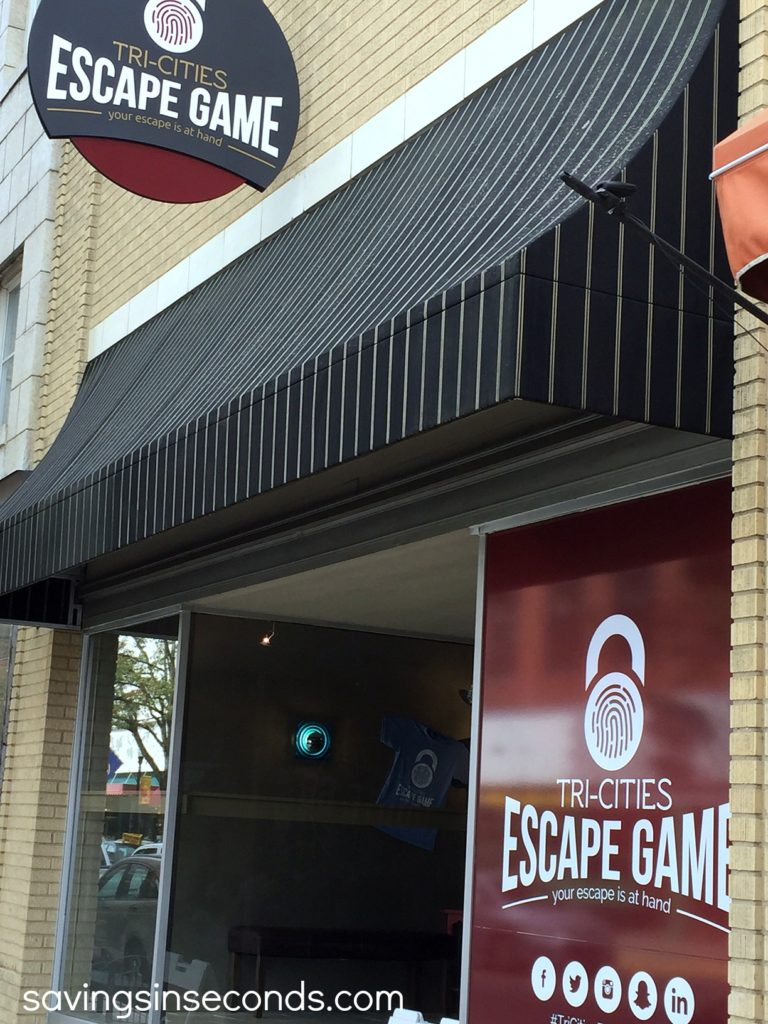 Tri-Cities Escape Game - savingsinseconds.com