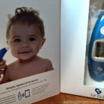 Sleep Like a Baby with the Kinsa Smart Thermometer