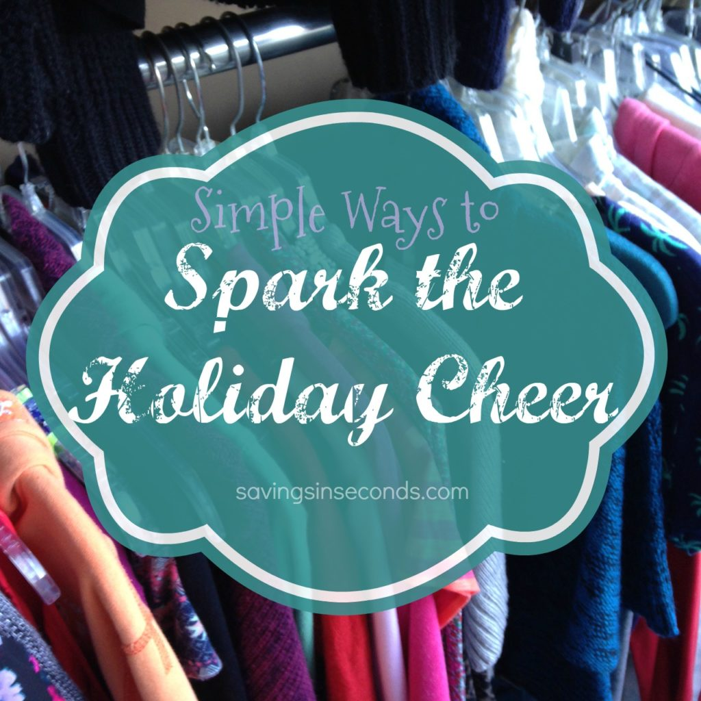 Simple Ways to Spark the Holiday Cheer