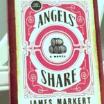 The Angel's Share by James Makert @BookLookBloggers