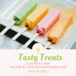 Tasty Treats Giveaway Hop signups open