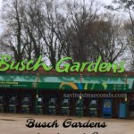 You should visit Busch Gardens – even in the rain