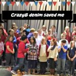 On-Trend Denim to Start School #Crazy8Denim Paypal #giveaway
