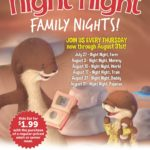 Night Night book series at Family Night – Ovation Brands Restaurants