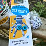 Get Kids Crafting With The Sock Monkey Kit