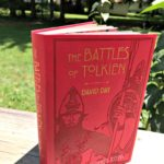 The Battles of Tolkien book makes a lovely gift for LOTR fans