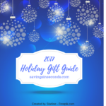Accepting Submissions for the 2017 Holiday Gift Guide