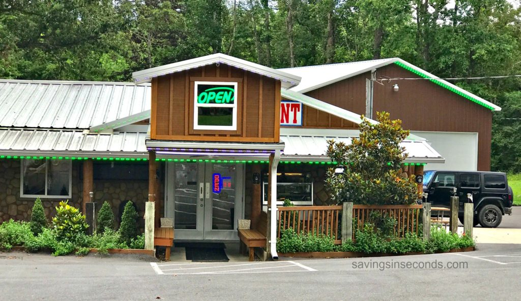 Magnolia Tree Restaurant Near Gatlinburg In Cosby Tn