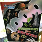 1000 Questions and Answers book from Parragon Discovery Kids