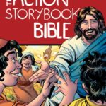 The Action Storybook Bible + Kindle #Giveaway