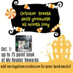 My Reader Rewards Club + book #giveaway ends 10/15 US