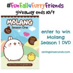 Molang Season 1 DVD from NCircle Entertainment